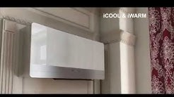 iCOOL & iWARM Air Conditioner without outdoor Unit