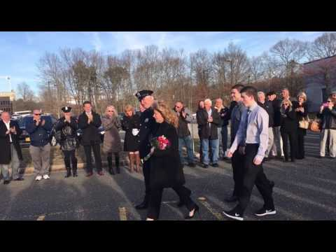 Suffolk County Police Department  Retirement 01/13/2017