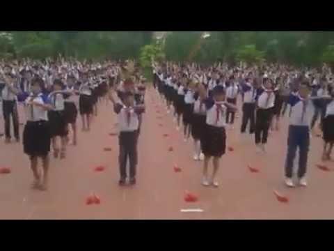 Clip hướng dẫn nhảy Dân vũ rửa tay - clip huong dan nhay dan vu rua tay