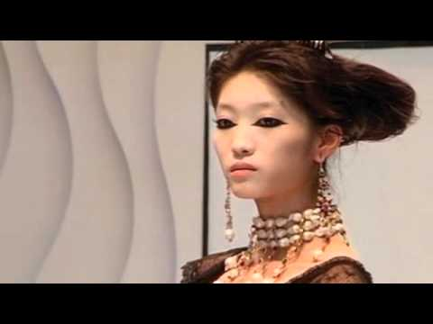 Shinju Pearls Jewellery Fashion Show Kuala Lumpur Malaysia MIFA