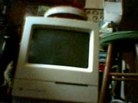 My Macintosh stuff Part 1