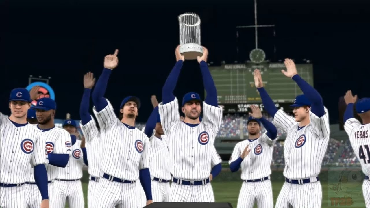 Image result for cubs win the 2016 world series GIFS