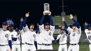 MLB 14: The Show - Chicago Cubs World Series Celebration