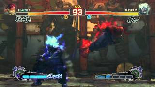 Super Street Fighter IV Arcade Edition | gameplay trailer #2 (2011) Captivate 2011 Capcom