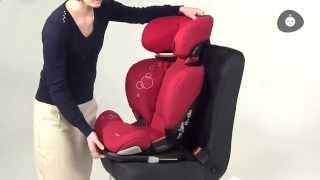 Maxi-Cosi RodiFix installatie - Baby & Koter