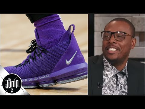 Paul Pierce goes off on players wearing rivals' signature shoes | The Jump