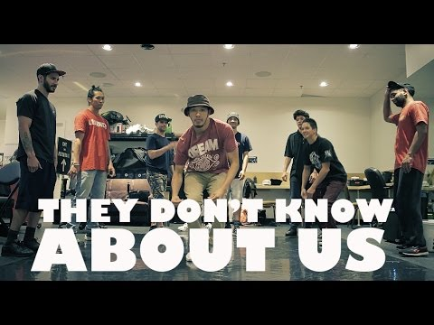 THEY DON'T KNOW ABOUT US - Dancersglobal.tv