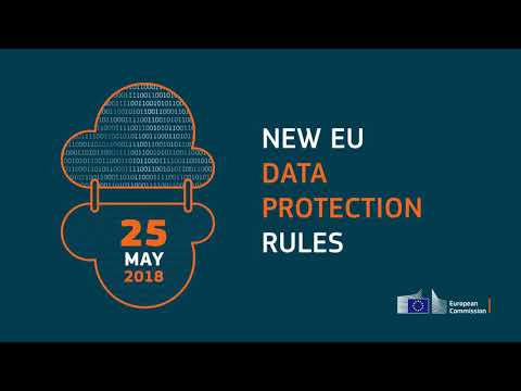 The EU's new Data protection rules for businesses