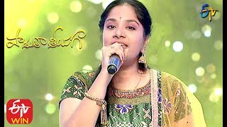 Kanna Nidurinchara Song | Mounika Performance | Padutha Theeyaga | 29th December 2019 | ETV Telugu