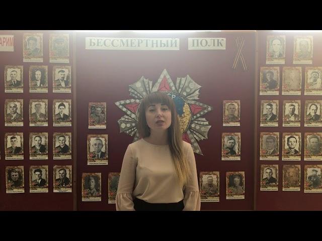 Изображение предпросмотра прочтения – ЕленаРяполова читает произведение «Всю жизнь любил я рисовать войну...» К.М.Симонова