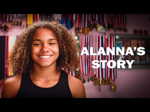 Alanna Smith was forced to compete against boys in HS track. Join her in taking a stand.