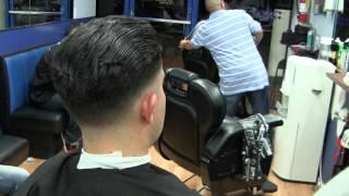 New York Barber Shop - Rockabilly Pompadour ( inthecut305 )