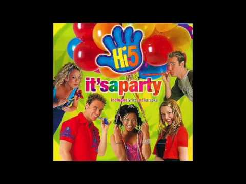 Hi-5: 10 The Planets (Songlet)