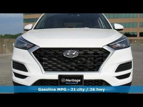 New 2019 Hyundai Tucson Baltimore MD Towson, MD #N9995981