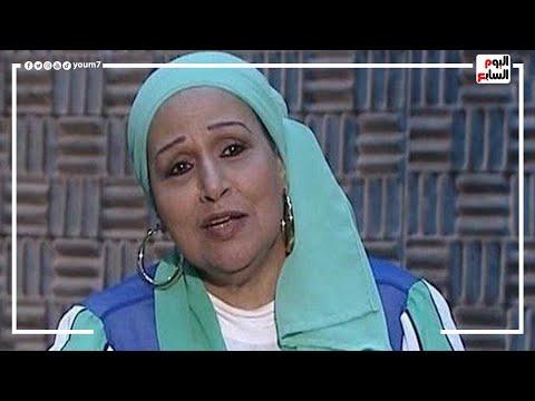 فتحية طنطاوى الفنانة التى ماتت بعد التفرغ لتسمين الدواجن.. بطلة -البخيل وأنا-  - 11:55-2021 / 8 / 4