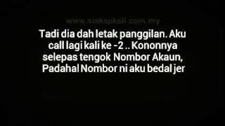 KANTOI - SMS MENANG HADIAH DUIT BERPULUH RIBU RINGGIT