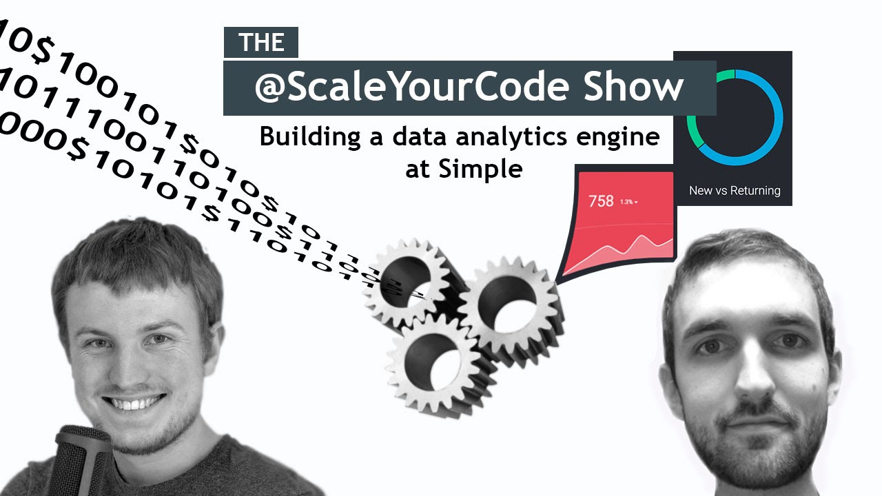 Building a data analytics engine on AWS, the Simple way - Episode #27