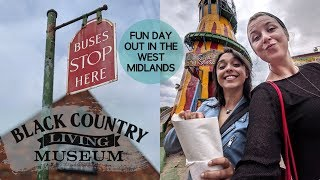 The BEST DAY TRIP OUT when visiting the West Midlands: Black Country Living Museum