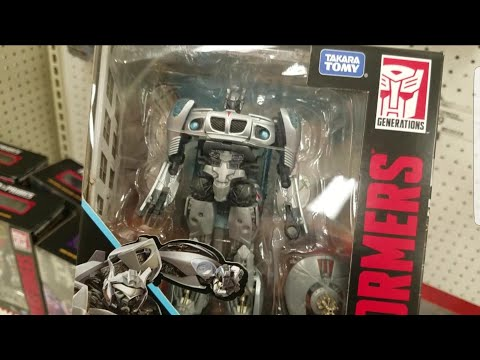 Walmart and Target Toy Hunt: Found Studio Series Jazz