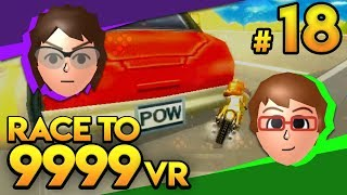 Download Mario Kart Wii - JANK-TROPOLIS?! - Race To 9999 VR | Ep. 18 Mp3 and Videos