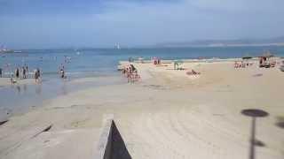 SPAIN:  MALLORCA:  EL ARENAL:  BEACH 2