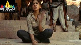 Vikramarkudu Movie Anushka Jintha Tha Chitha Chita Scene | Ravi Teja, Anushka | Sri Balaji Video