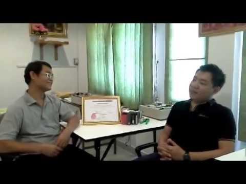 Mitsubishi PLC Training อบรมรมการเขียนโปรแกรม PLC Mitsubishi ให้ลูกค้าจากประเทศลาว
