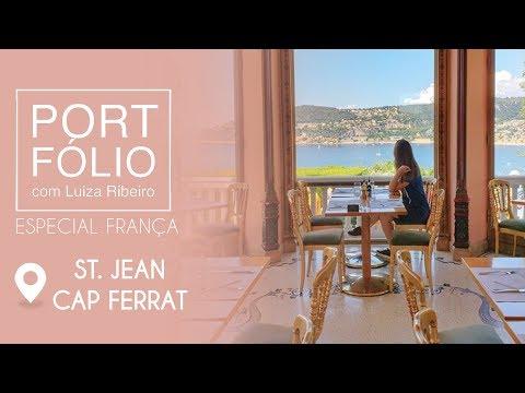 Programa Portfólio 28 07 2018 Especial França - Saint-Jean-Cap-Ferrat parte 2