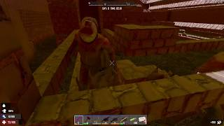 7 Days To Die Alpha 17 b240 my best base build  (does not work in A17.1 b8 or later)