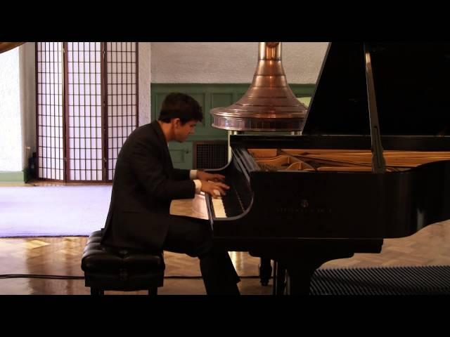 Cahill Smith - Kapustin: Toccatina, Etude No. 3 from Eight Concert Etudes, Op. 40