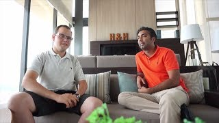 Massive Success As A Digital Nomad Forex Trader - Navin Prithyani | Trader Interview (102)