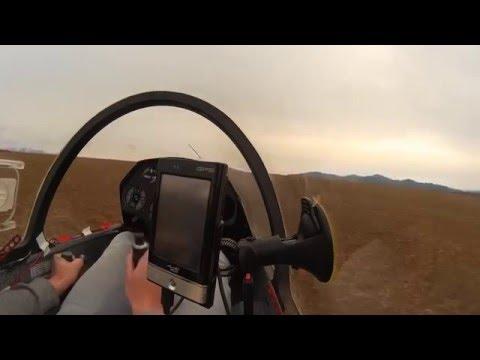 Glider outlanding - Slovakia HD (1080p)