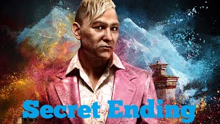 Far Cry 4 - Secret Ending At Start Of Game (alternative / Good)