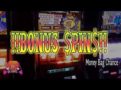 !!BONUS!! This Game Can Give you a Heart Attack!! Money Bag Chance!!