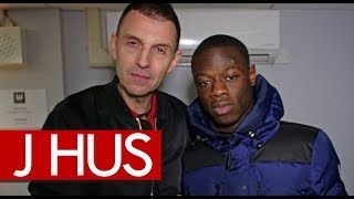 J Hus on his success sinking in, UK scene, beef, Common Sense