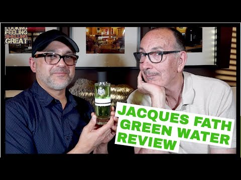 Jacques Fath Green Water Review | Green Water By Jacques Fath Fragrance Review 💚💚💚