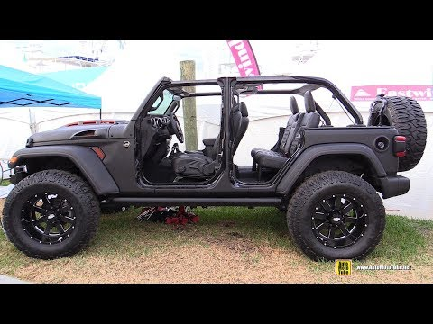2018 Jeep Wrangler Unlimited by SoFloJeep - Walkaround - 2018 Fort Lauderdale Boat Show
