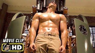 CAPTAIN AMERICA (2011) Clip - Transformation Scene [HD]