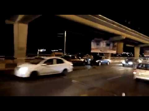 Последствия аварии на Северном мосту