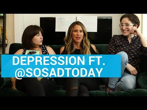 TALKING DEPRESSION FT. SO SAD TODAY