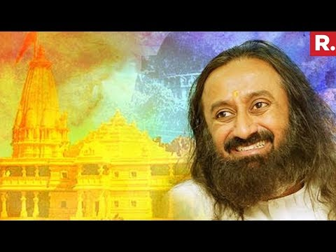 Sri Sri Ravi Shankar's Biggest Interview On The Ayodhya Ram Mandir Talks
