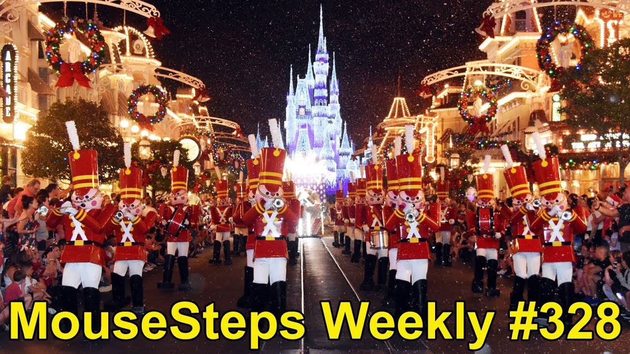 MouseSteps Weekly #328 - Mickey's Very