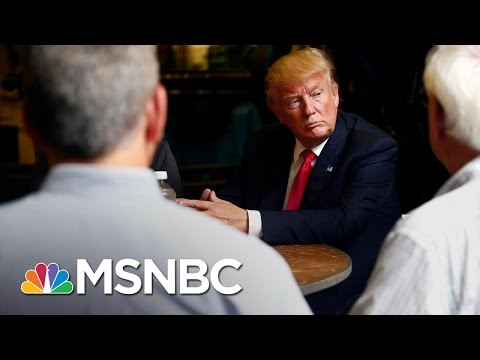 WaPo: Secret Meeting With Donald Trump Supporter Eric Prince And Russian | Hardball | MSNBC