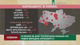 Коронавірус в Україні: статистика за 16 квітня