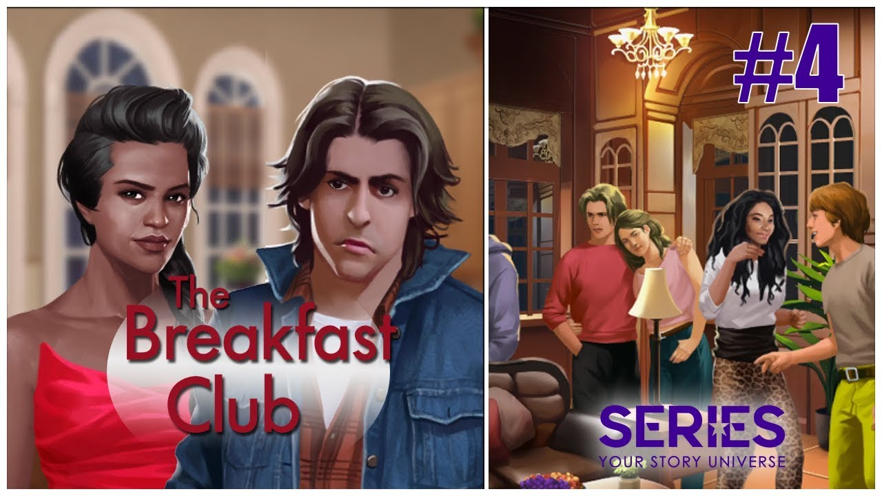 Download Kissing Bender and Seven Minutes With Andrew?! Breakfast Club Episode 4 - Series Your Story Universe