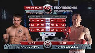"Vlad Tuinov vs Lukasz Plawecki -  W5 ""GRAND PRIX VIENNA"""