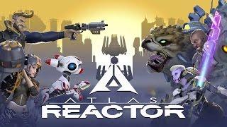 атлас Реактор - катаем ранкед