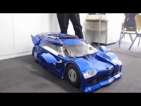 Dope  Japanese Inventors Create Real Life Transformer ! Transformers  en vrai ! [@News Be Like ]