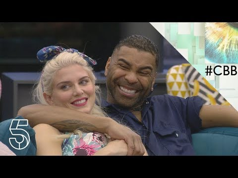 """She's gonna be riding that pony in no time"" 