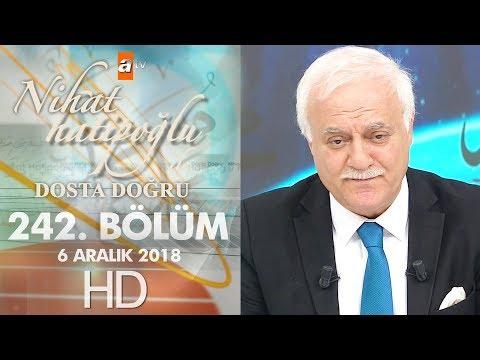 Nihat Hatipoğlu Dosta Doğru - 6 Aralık  2018